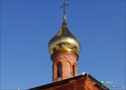 Заполицы. Казанской иконы Божией Матери, церковь
