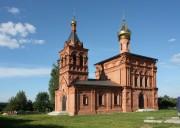 Церковь Казанской иконы Божией Матери - Заполицы - Суздальский район - Владимирская область