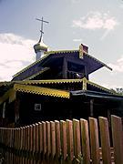 Церковь Петра и Павла - Спицино - Гдовский район - Псковская область