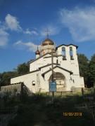 Церковь Петра и Павла (строящаяся) - Спицино - Гдовский район - Псковская область
