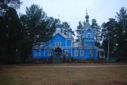 Церковь Покрова Пресвятой Богородицы - Боровик - Псковский район - Псковская область