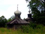 Неизвестная часовня - Вольные Кусони - Батецкий район - Новгородская область