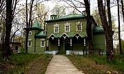 Церковь Георгия Победоносца - Заполье - Плюсский район - Псковская область