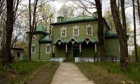 Храм святого георгия победоносца плюсский район