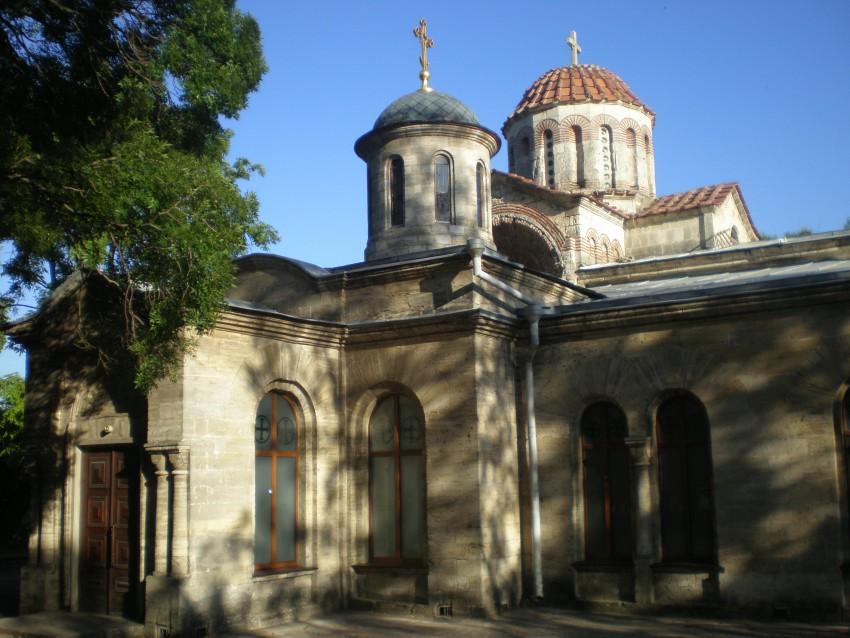 Кафедральный собор Усекновения главы Иоанна Предтечи, Керчь