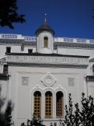 Церковь Воздвижения Креста Господня при Ливадийском дворце - Ливадия - г. Ялта - Республика Крым