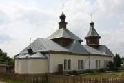 Стодолище. Сергия Радонежского, церковь