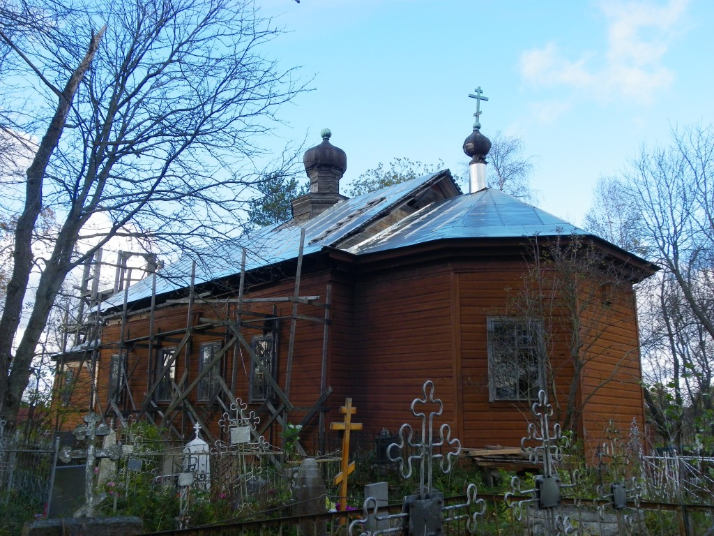 Церковь Николая Чудотворца, Немятово