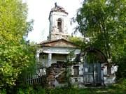 Церковь Спаса Преображения - Загубье - Волховский район - Ленинградская область