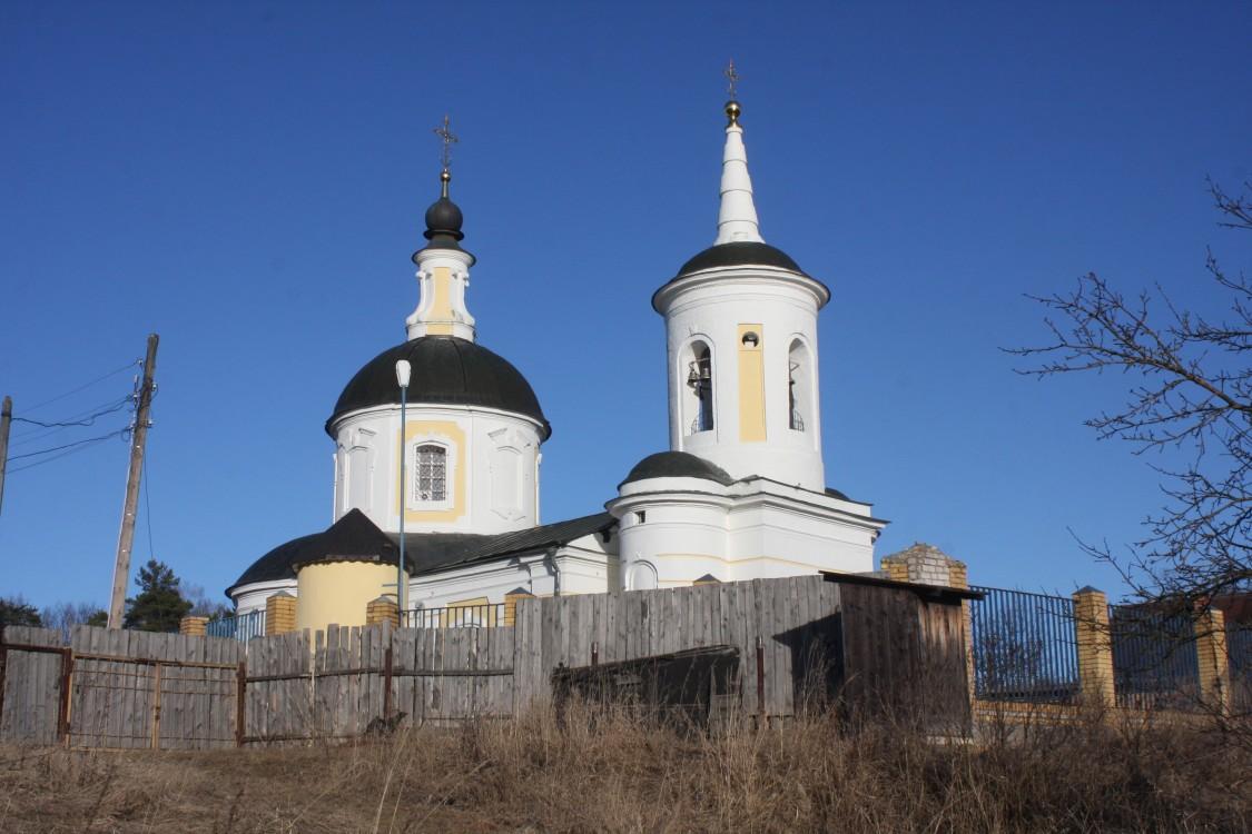 Церковь Казанской иконы Божией Матери, Поречье