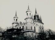 Церковь Владимирской иконы Божией Матери - Быково, село - Раменский район - Московская область