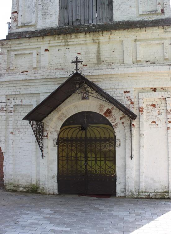 Церковь Иоанна Богослова, Оликово
