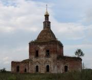 Церковь Богоявления Господня - Глебовское - Суздальский район - Владимирская область