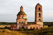 Церковь Николая Чудотворца-Мордыш-Суздальский район-Владимирская область-Илья Козиоров