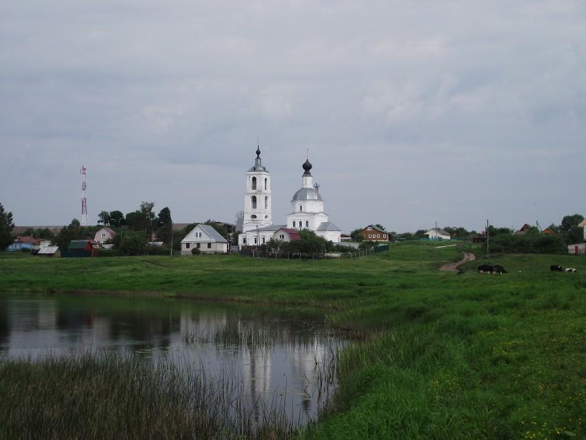 Церковь Николая Чудотворца-Мордыш-Суздальский район-Владимирская область
