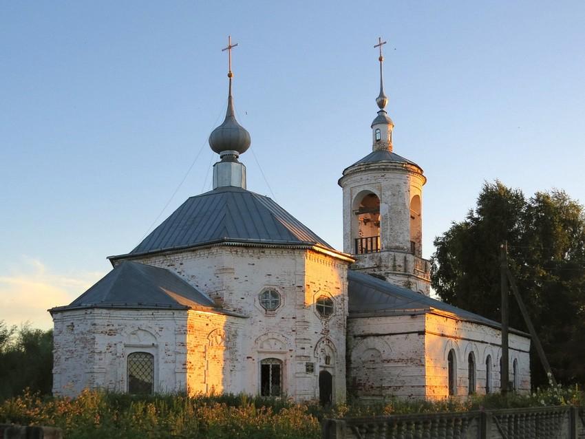 Церковь Николая Чудотворца, Черниж