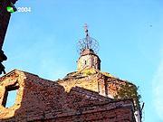 Церковь Николая Чудотворца - Переборово - Суздальский район - Владимирская область