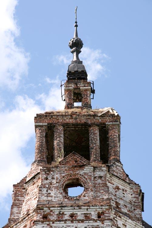 Церковь Покрова Пресвятой Богородицы, Клязьминский Городок