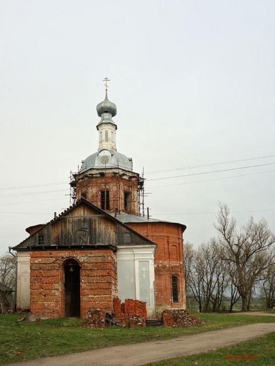 Церковь Сошествия Святого Духа в с. Перемышль