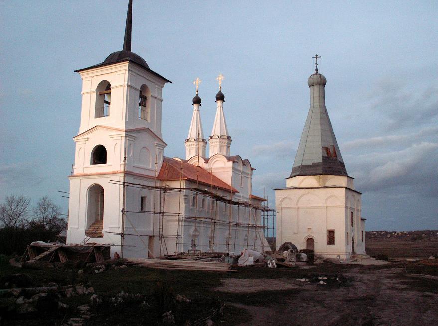 Спасо-Воротынский монастырь, Спас