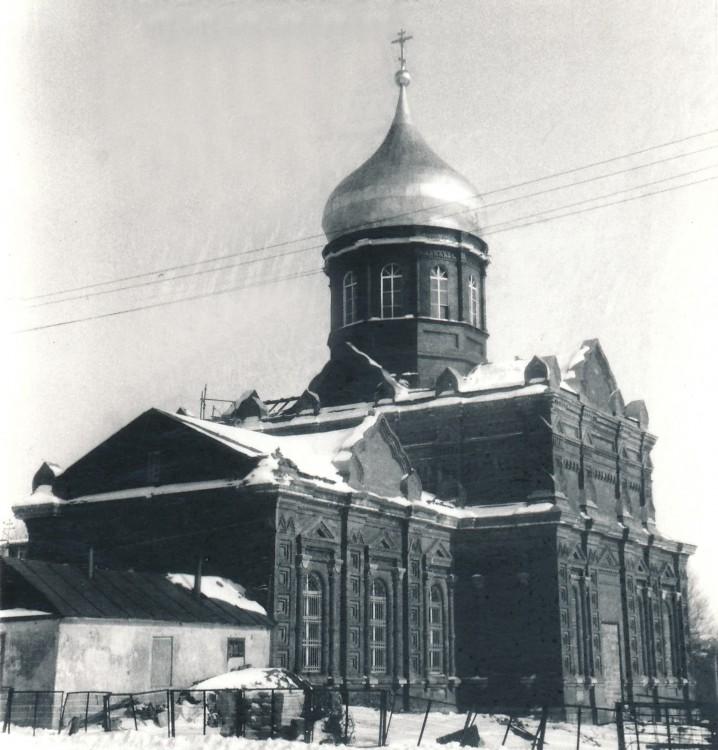 Церковь Покрова Пресвятой Богородицы, Тула