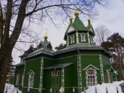 Церковь Троицы Живоначальной - Всеволожск - Всеволожский район - Ленинградская область
