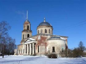 Храм георгия победоносца село юрьевское
