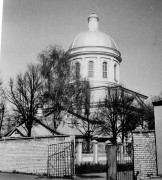 Церковь Троицы Живоначальной - Озёры - Озёрский район - Московская область