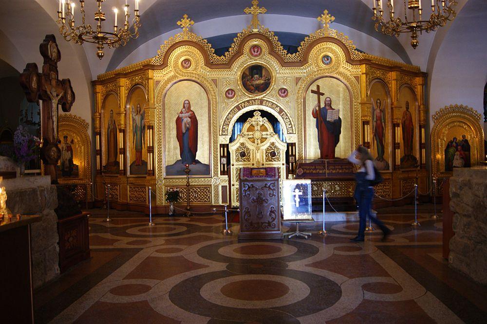 Собор Владимира равноапостольного в Херсонесе, Севастополь