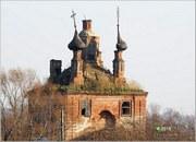 Церковь Воздвижения Креста Господня - Вышеславское - Суздальский район - Владимирская область
