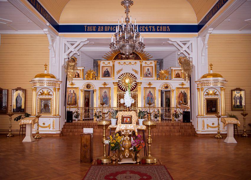 Церковь Петра и Павла, Вырица