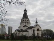 Фрунзенский район. Георгия Победоносца в Купчино, церковь