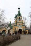 Церковь Иова Многострадального - Санкт-Петербург - Санкт-Петербург - г. Санкт-Петербург