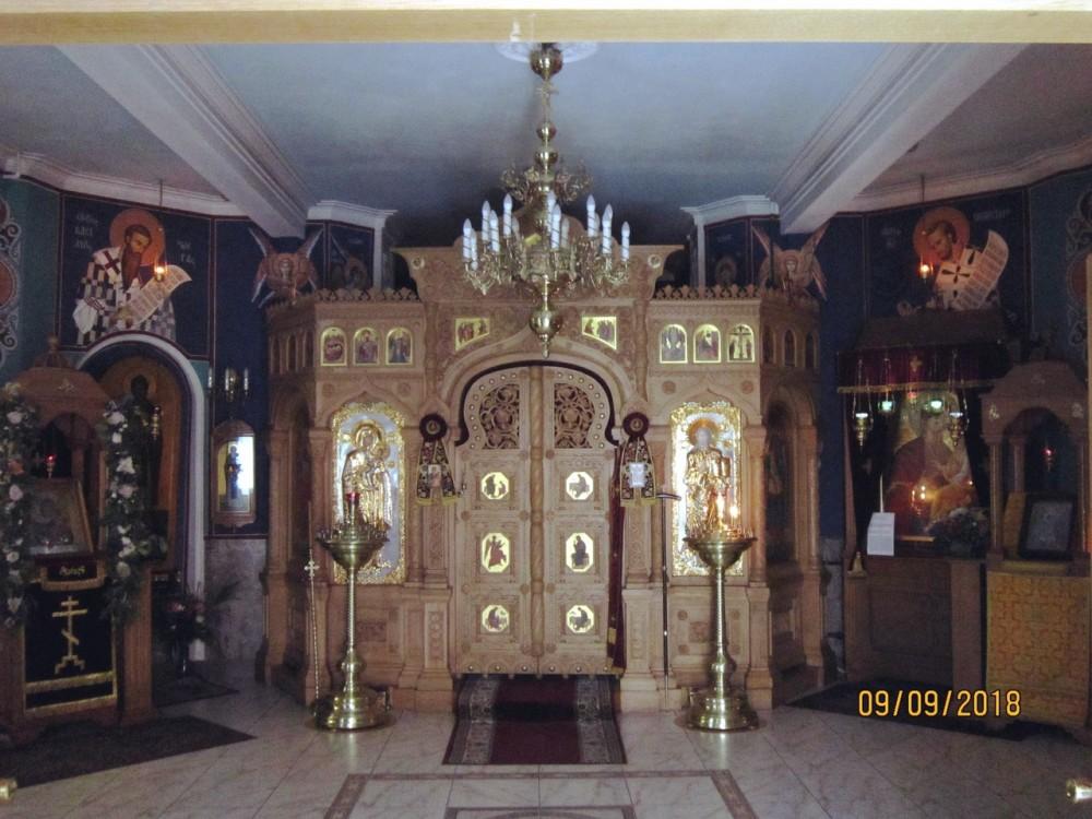 Церковь Коневской иконы Божией Матери, Санкт-Петербург