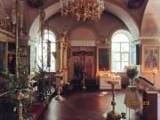 Красногвардейский район. Николая Чудотворца на Большеохтинском кладбище, церковь