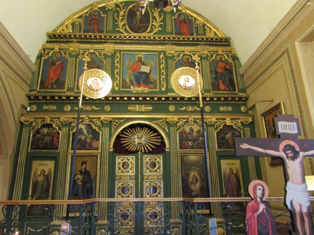 Собор Сампсона Странноприимца, Санкт-Петербург