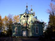 Церковь Серафима Саровского на Серафимовском кладбище - Санкт-Петербург - Санкт-Петербург - г. Санкт-Петербург