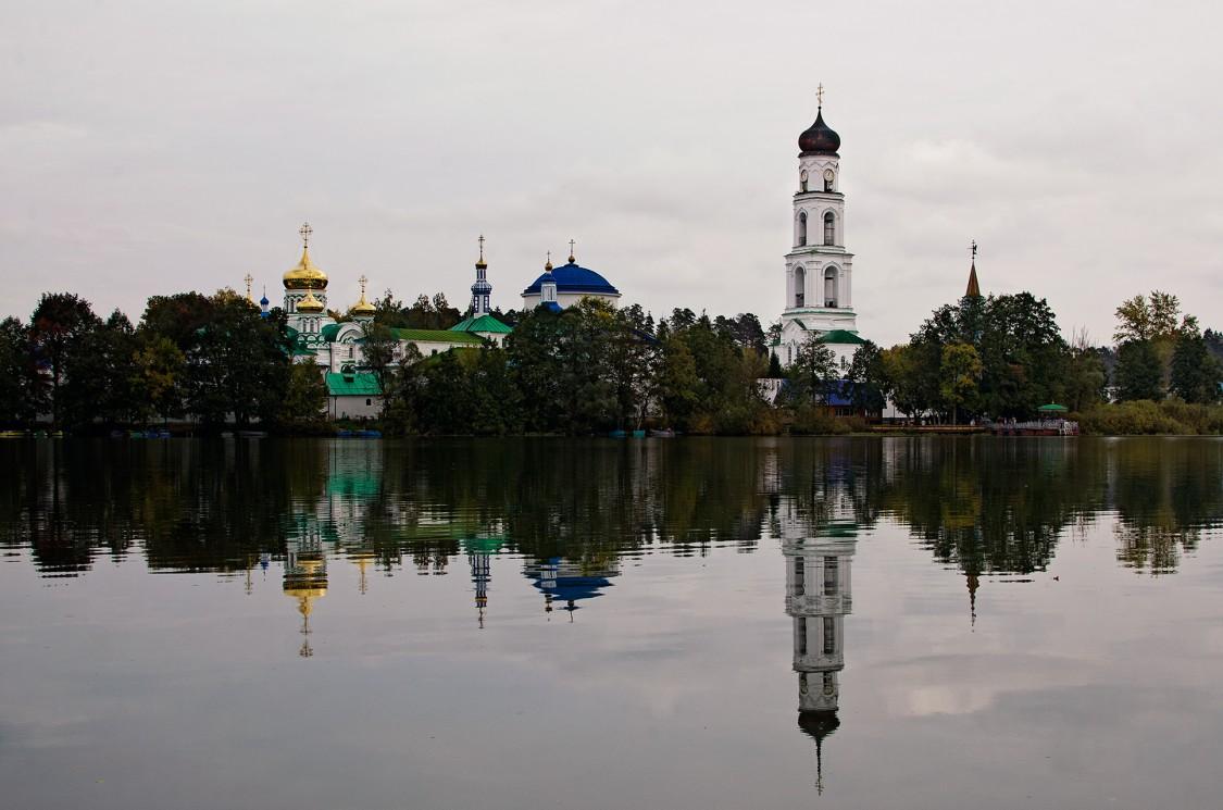 Раифский Богородицкий монастырь-Раифа-Зеленодольский район-Республика Татарстан