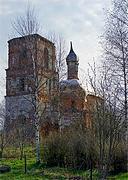 Церковь Воскресения Христова - Захарьино - Сергиево-Посадский район - Московская область