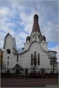 Центральный район. Петра, митрополита Московского на бывшем Творожковском подворье, церковь
