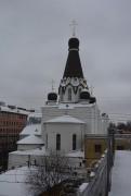 Центральный район. Петра, Митрополита Московского (бывш. Творожковского подворья), церковь