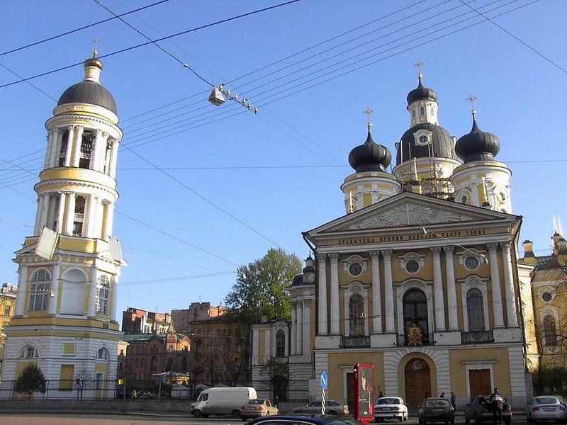 фото владимирского собора