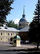 Успенская Саровская пустынь - Саров - Дивеевский район и г. Саров - Нижегородская область