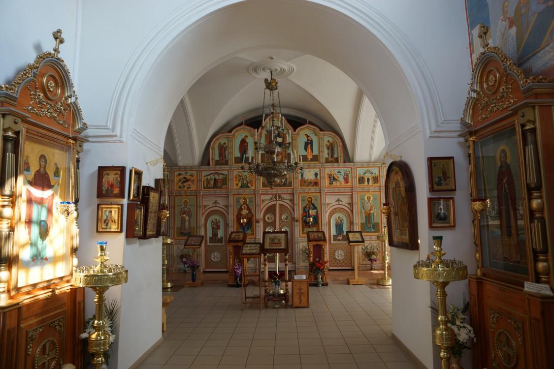 Церковь Николая Чудотворца и Александра Невского, Вышний Волочёк