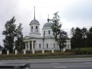 Церковь Спаса Преображения - Куженкино - Бологовский район - Тверская область