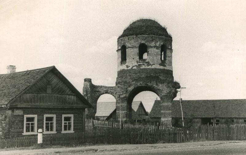 Церковь Успения Пресвятой Богородицы, Феофилова Пустынь (Николаево)