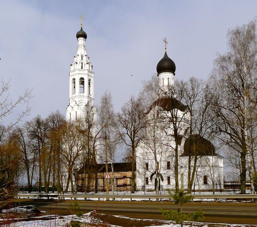 Церковь Благовещения Пресвятой Богородицы, Липицы