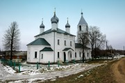 Церковь Николая Чудотворца - Тарутино - Жуковский район - Калужская область