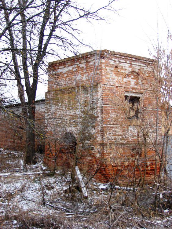 Троицкий Севский мужской монастырь, Севск