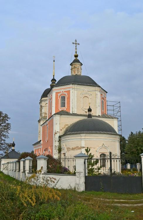 Церковь Вознесения Господня, Севск
